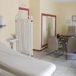 Enfermería del Centro Médico Virgen del Valle